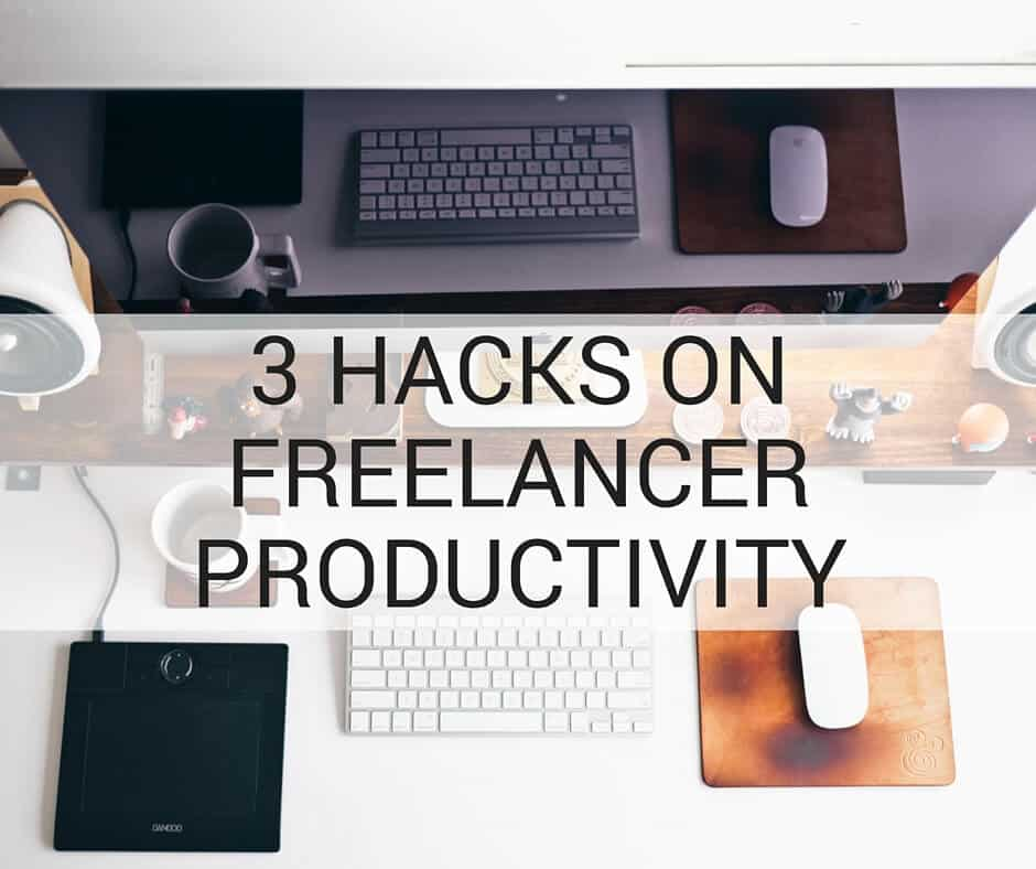 productivity for freelancers
