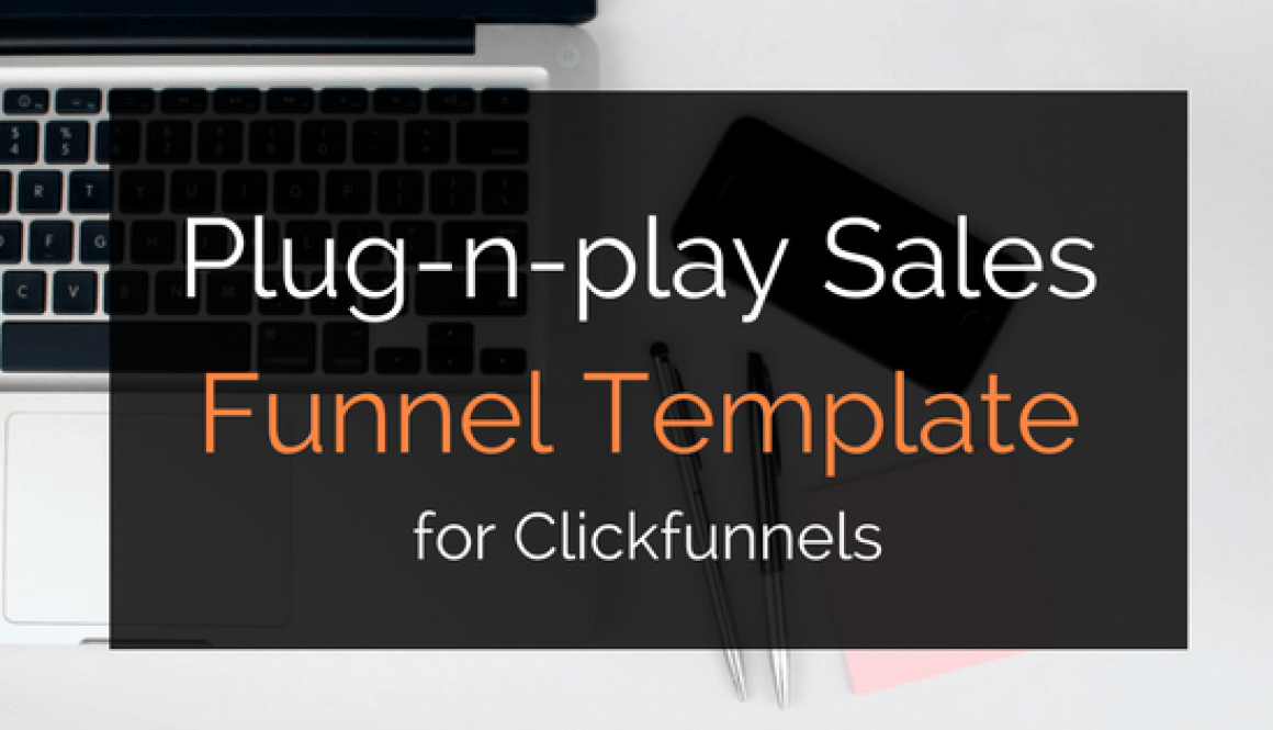 Plug-n-Play Sales Funnel