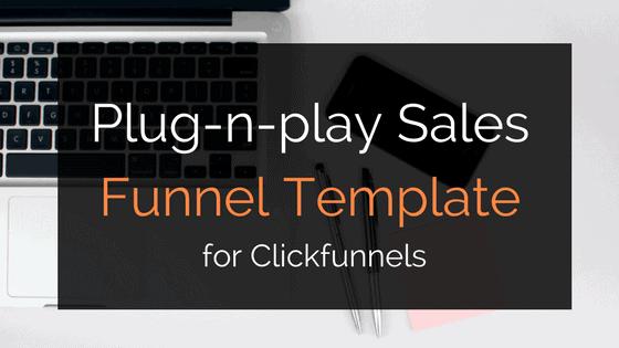Plug-n-Play Sales Funnel