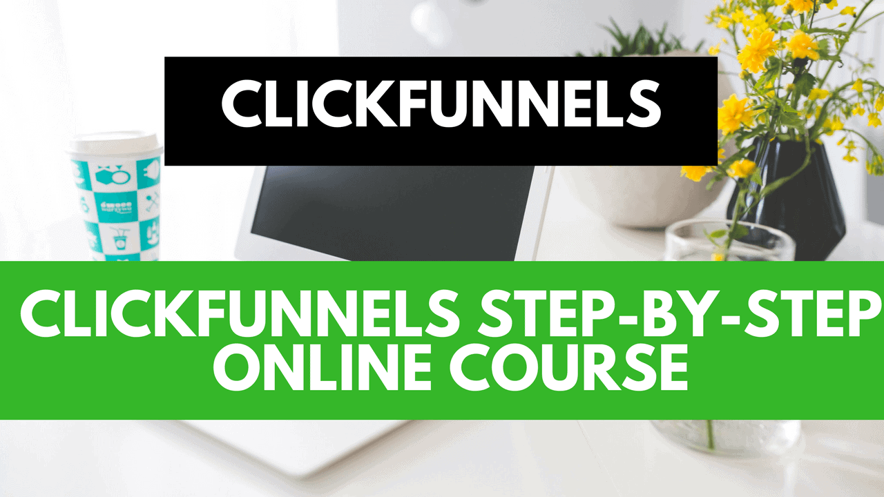 Clickfunnels Course Things To Know Before You Buy