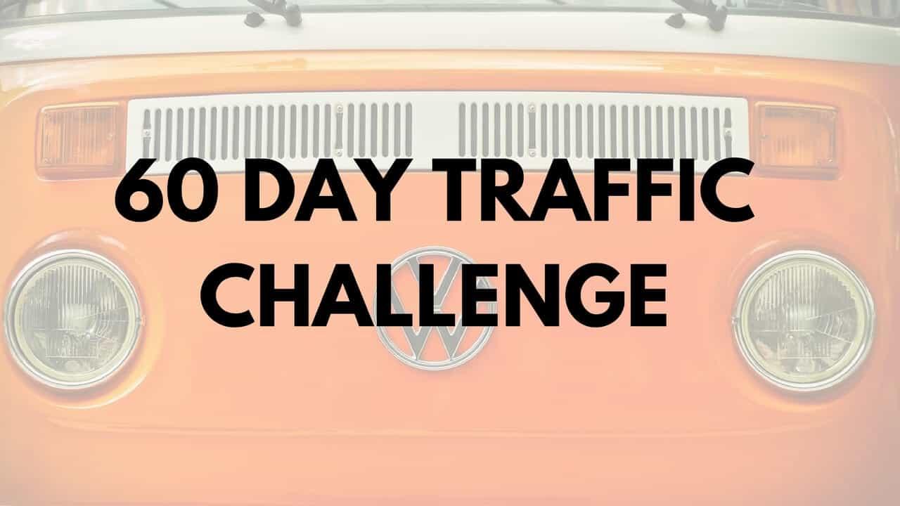 60 day traffic challenge