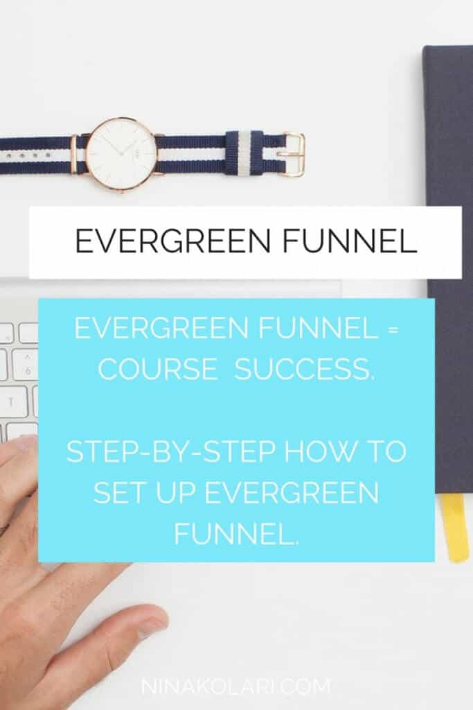 evergreen funnel