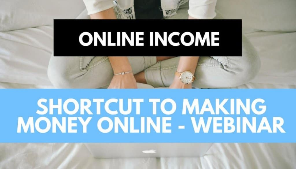how to generate income online