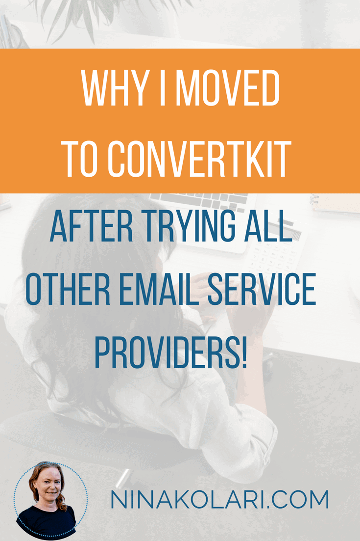 Read why I moved to Convertkit after trying pretty much all other ESP's out there. Check out features, ease of use and pricing.