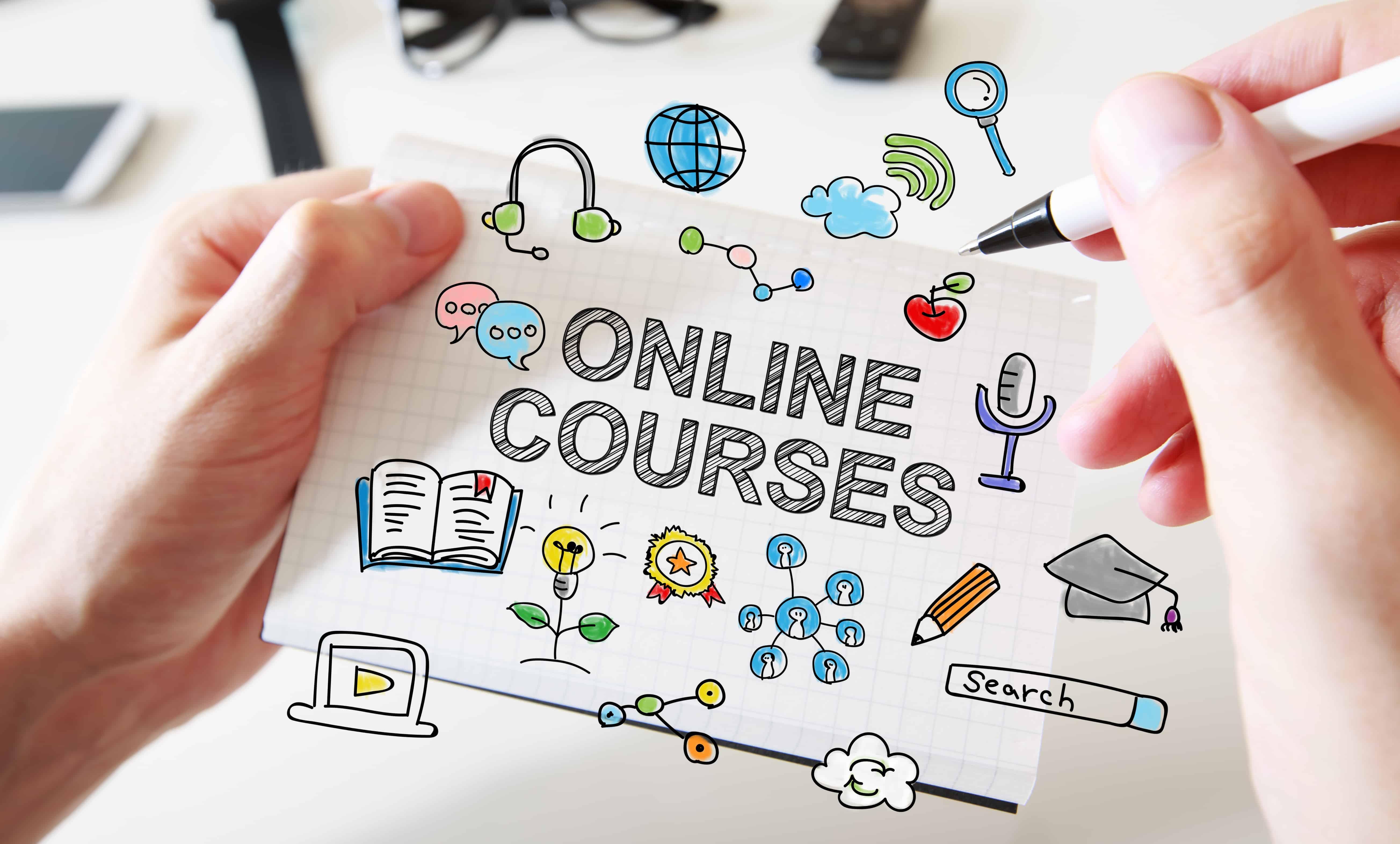 course graphic