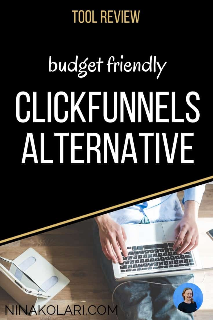 You don\'t to pay thousands for Clickfunnels to have a sales funnels. I did the search for you and found this tool that saves thousands!